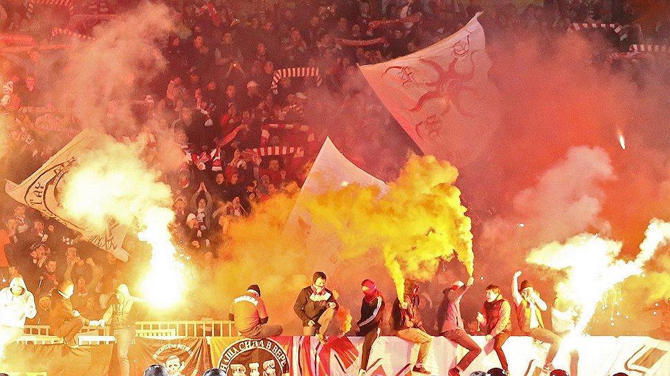 Как фанаты чуть не сорвали матч «Шинник»—«Спартак»
