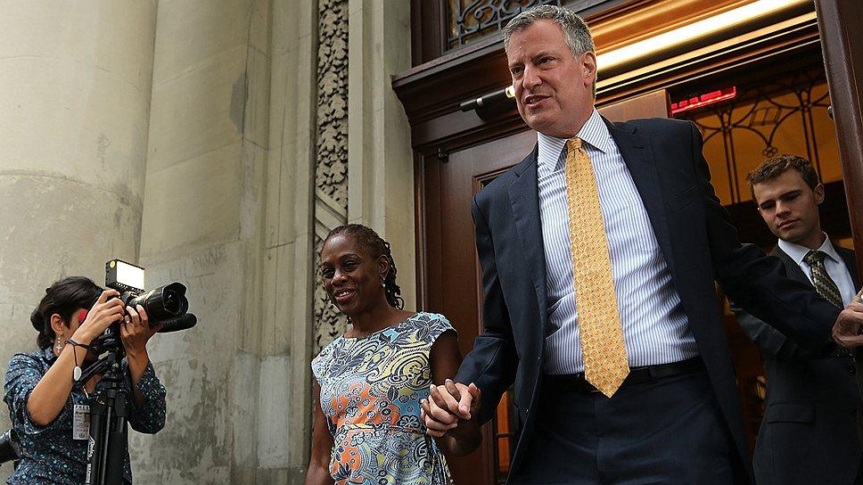 Как Нью-Йорк выбрал нового мэра