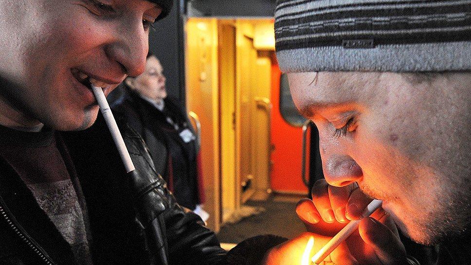 С чего началась борьба с курением