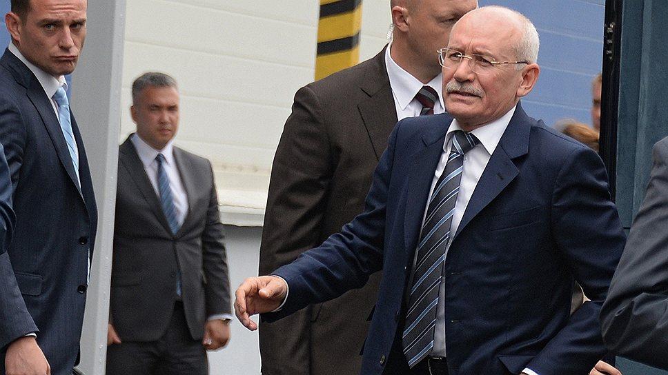 Сведения о неверных шагах главы Башкирии Рустэма Хамитова довели до президента