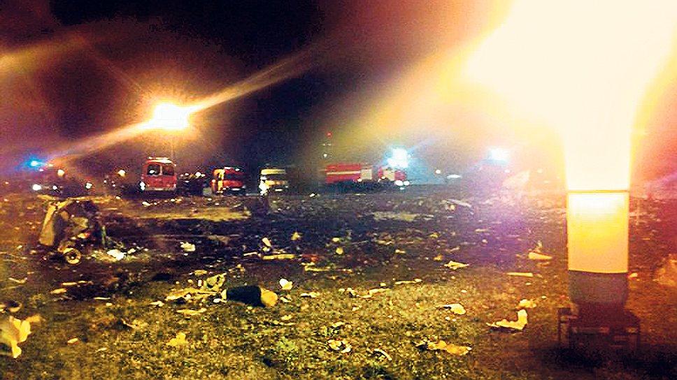 Трагически грубая посадка / При крушении Boeing в Казани погибли 50 человек
