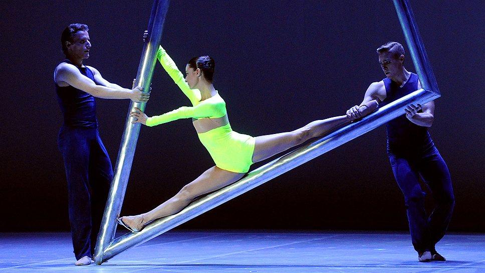 Героиня Софико Начкебии — один из краеугольных камней балета про корпоративный дух, угнетающий человеческую душу