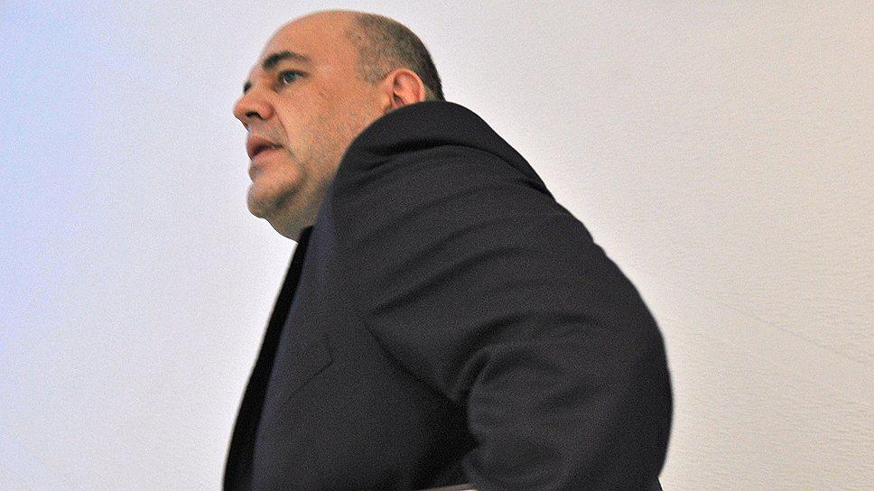 Руководитель ФНС Михаил Мишустин смог доказать, что без его материалов на налоговых уклонистов Следственному комитету не обойтись
