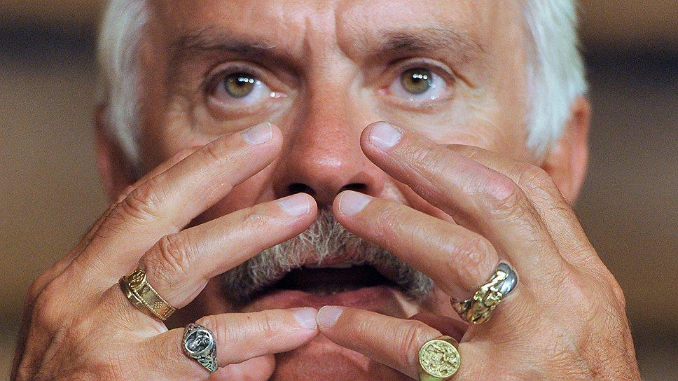 Алмазный бизнес принес Никите Михалкову уголовное дело, а не прибыль