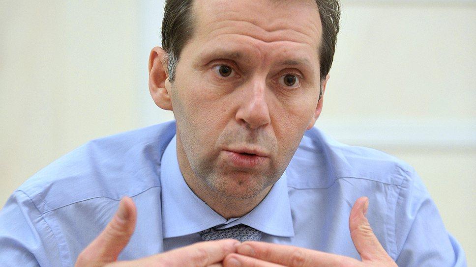 Директор Рособоронзаказа Александр Потапов о принципах работы своего ведомства