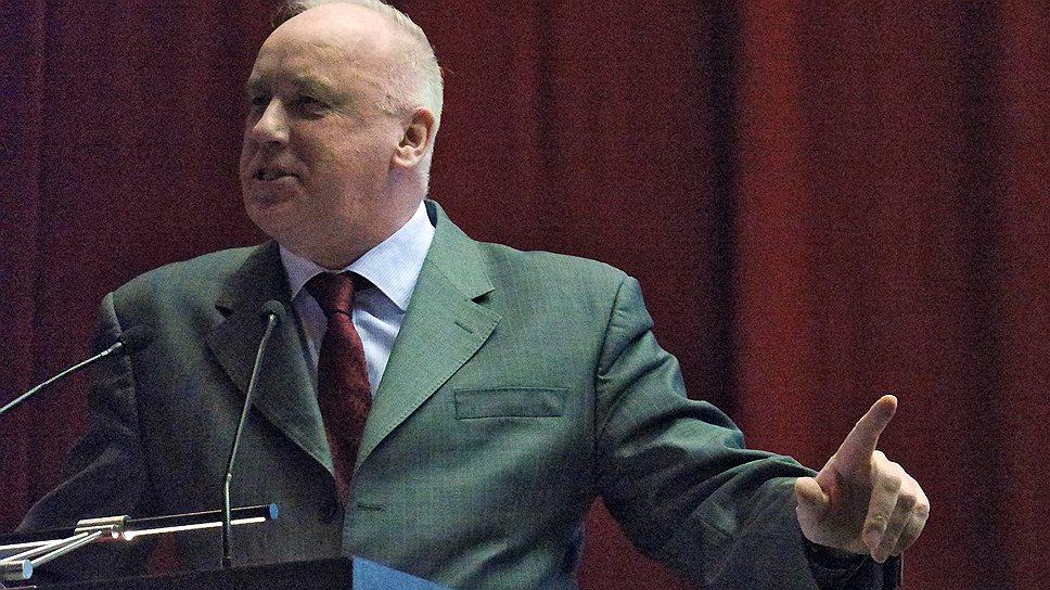 Александр Бастрыкин лично написал сопроводительное письмо к жалобе следователя Никандрова