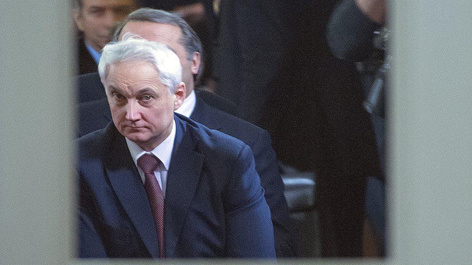 """При """"таких резервах"""" экономики в стране не может быть стагнации, убежден помощник президента Андрей Белоусов"""