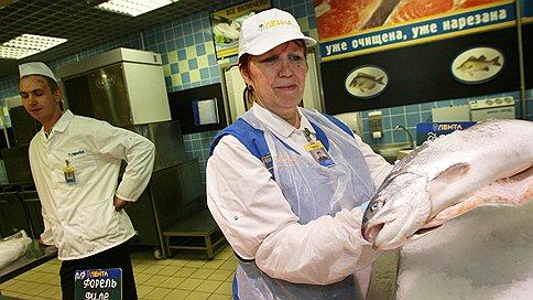Норвежская рыба задержана ветеринарами  / Россельхознадзор останавливает ее поставки с 1 января