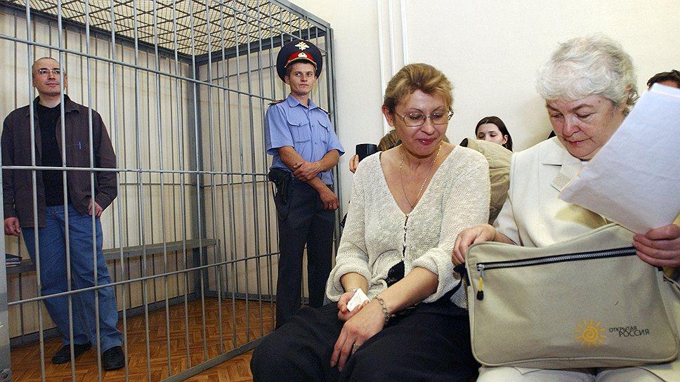 Михаил Ходорковский сдался на помилование