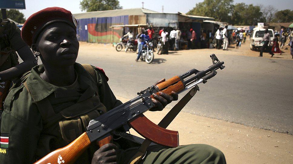 Как в декабре 2013 года конфликт в Южном Судане перекинулся на нефть