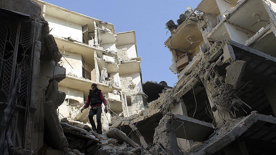 Как сирийская оппозиция узнала дорогу к химоружию