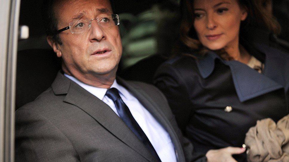 Как президент Франции оказался в центре скандала