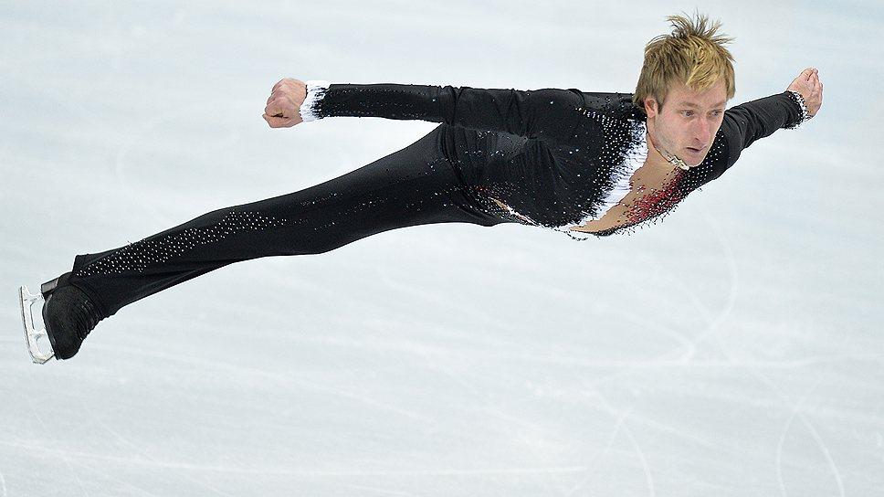Успешный контрольный прокат Евгения Плющенко — весомая заявка на его включение в состав сборной России на Олимпийских играх в Сочи