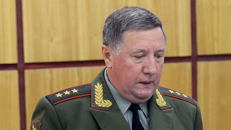 Генерал Владимир Чиркин считает свое уголовное преследование необоснованным и незаконным