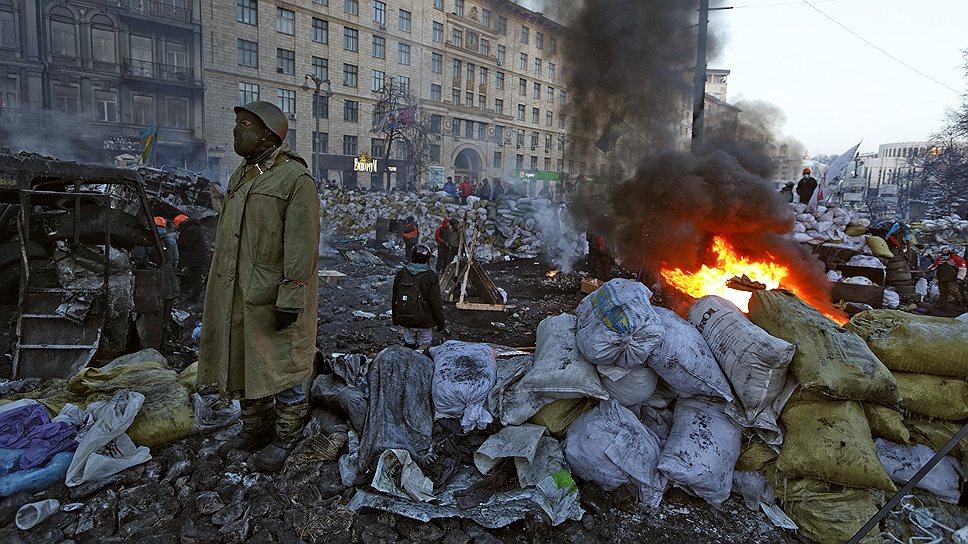 Как Майдан дошел до Рады
