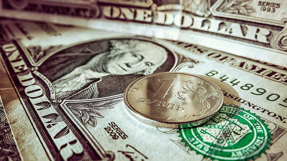Как ЦБ выложил $1 млрд на поддержку рубля