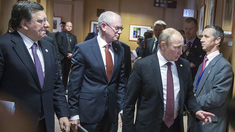 Как в Брюсселе обсуждали судьбу Украины