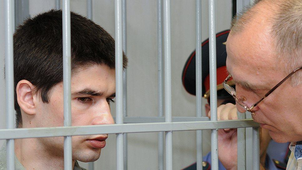 Илья Галкин (слева) никогда не выйдет на свободу