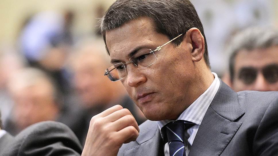 Замначальника управления администрации президента России по внутренней политике Радий Хабиров