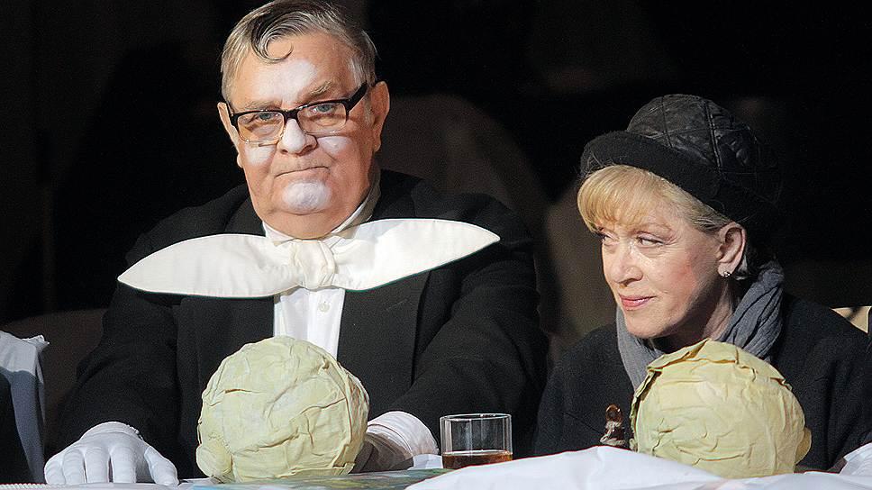 Первый спектакль Андрея Могучего в Большом драматическом театре успешно пробудил таланты замершей в полусне труппы