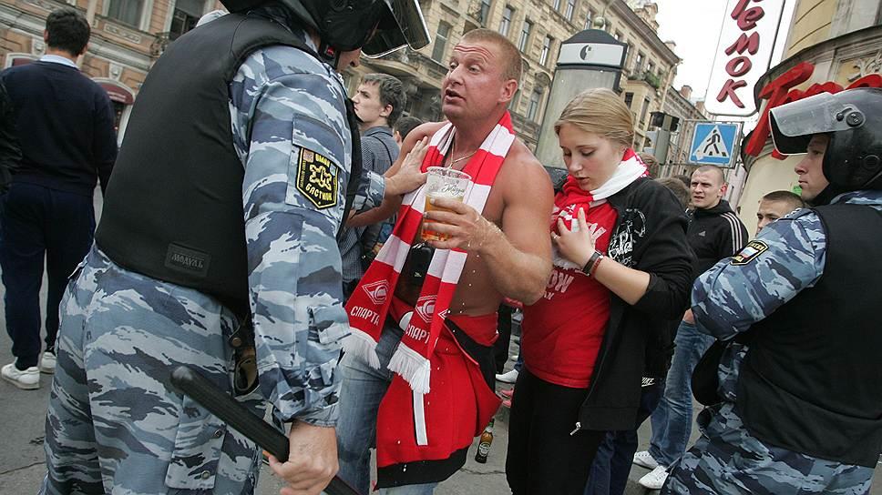 Как МВД решило вооружить полицейских алкотестерами