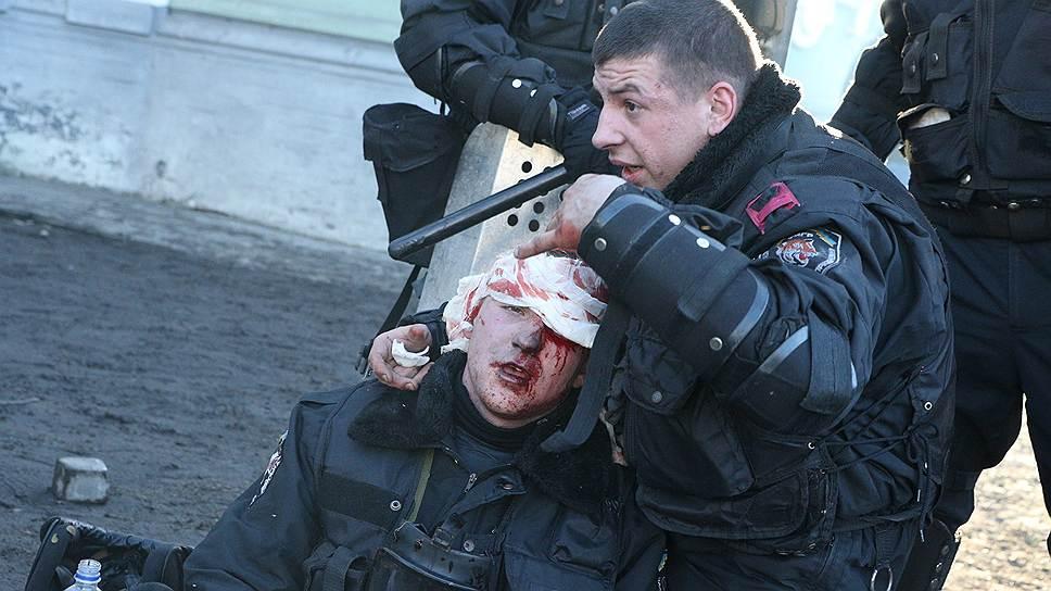 Таких ожесточенных боев, как вчера, в Киеве не было за все время противостояния