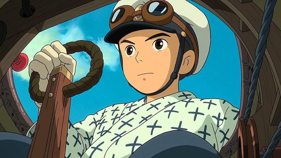Главный герой прощального мультфильма Хаяо Миядзаки видит не дальше собственного носа и именно благодаря этому замечает лишь счастье и красоту в общей картине грозных несчастий
