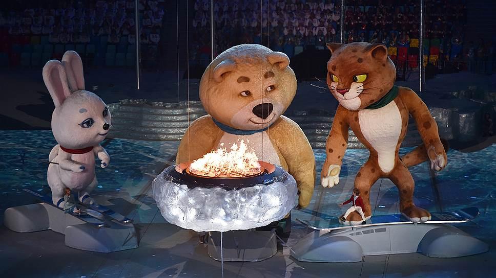 Игры стоили Сочи / Россия снова главная спортивная держава мира