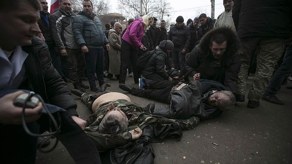 Чего хочет и чего опасается Крым