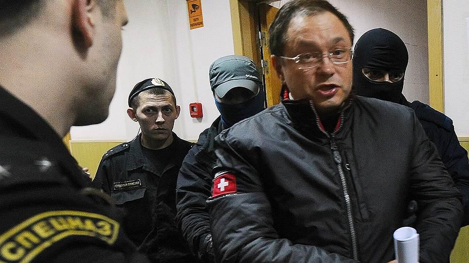 Глеб Фетисов вернулся на родину, чтобы сесть