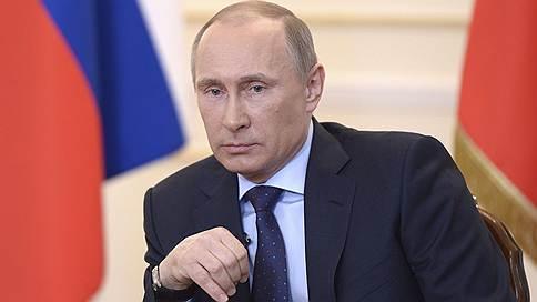 Владимир Путин отодвинул украинский фронт  / Президент рассказал, кто и как виноват в кризисе