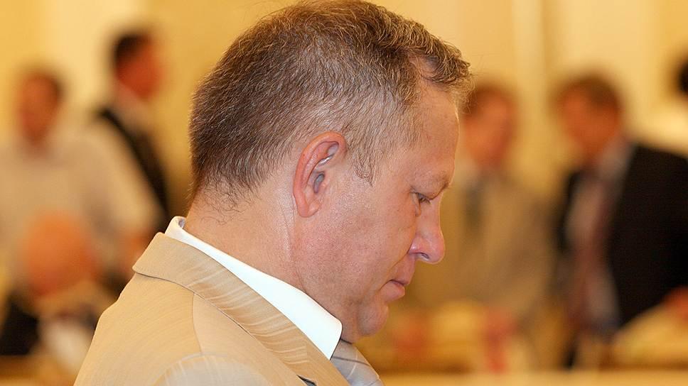Министр юстиции республики Татарстан Мидхат Курманов