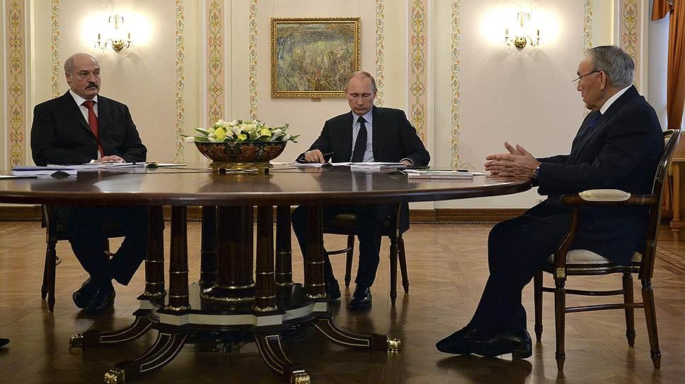 Евразийскому союзу не мешает Украина