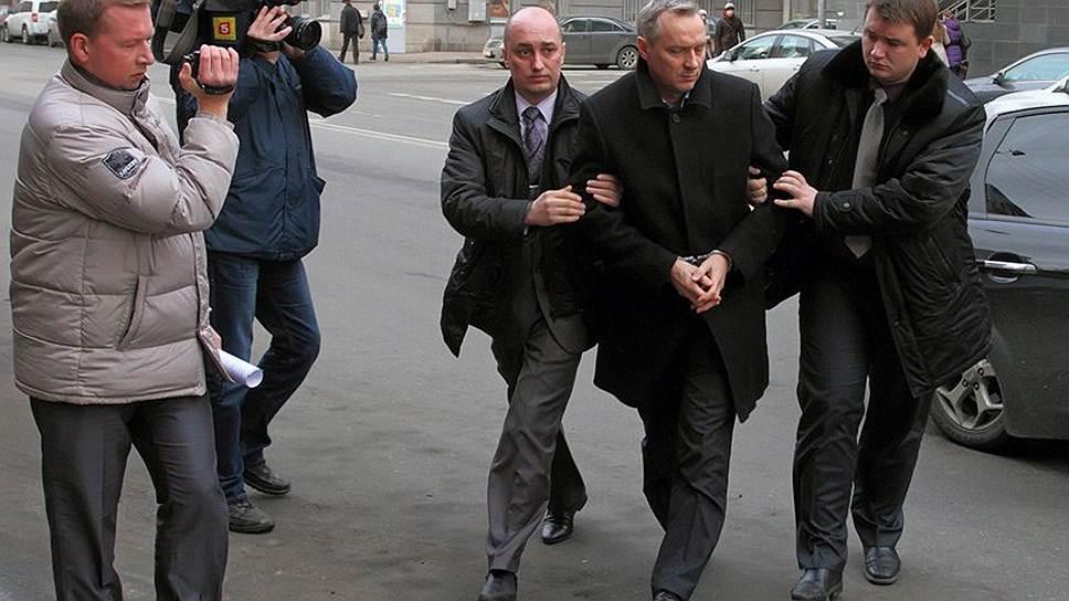 Андрей Лялин нового обвинения во взятке не признает