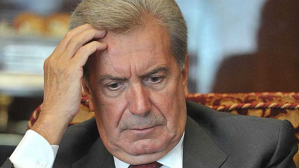 Глава итальянского энергоконцерна Enel Фульвио Конти