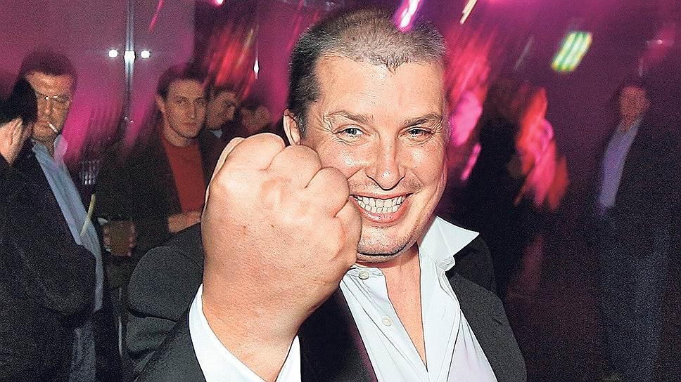 Бизнесмен Александр Минеев