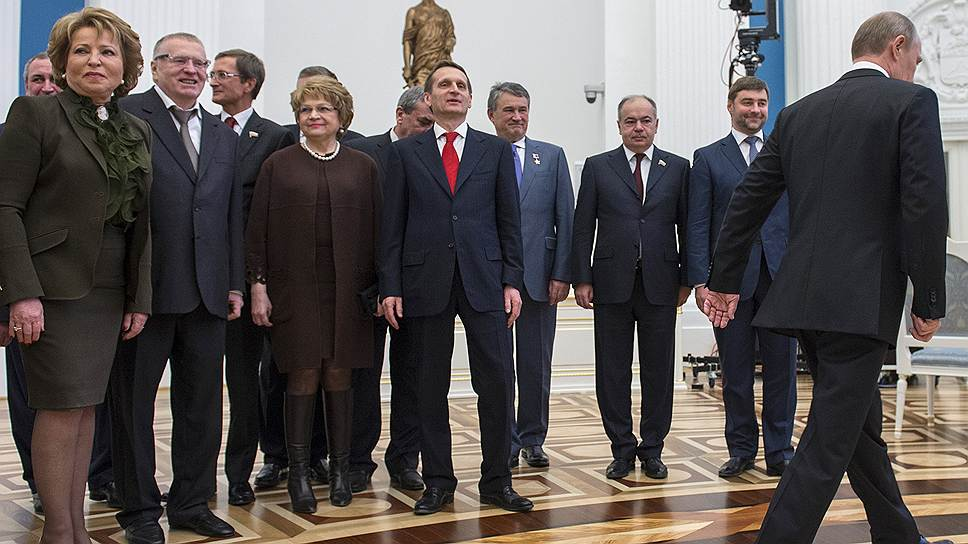 Россия — Третий Крым
