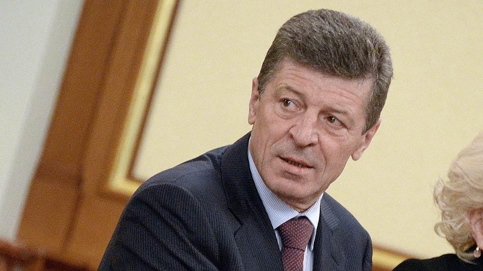 Как правительство начинает править в Крыму