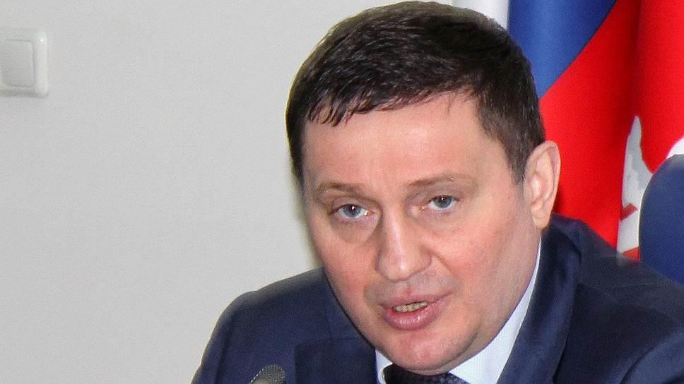 Какие задачи стоят перед Андреем Бочаровым