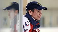 Вячеслав Быков прервал иностранную серию СКА