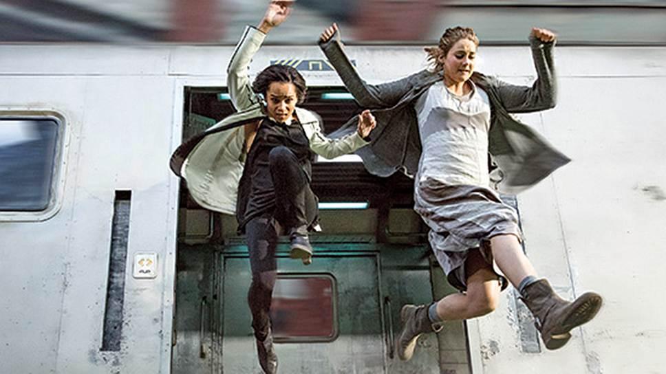 """Основная мысль фильма """"Дивергент"""" состоит в том, что, если ты способен на большее, чем другие, не стоит это афишировать"""