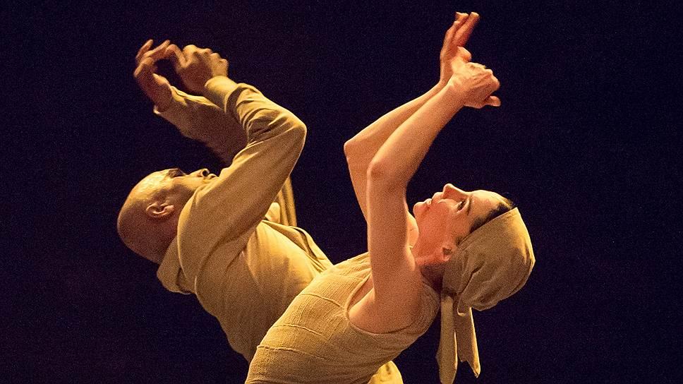 Как Английский национальный балет отметил столетие Первой мировой войны