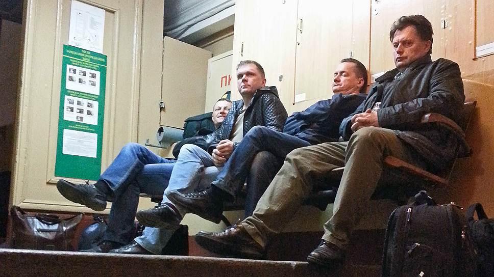 Как встречает и провожает российских журналистов Украина
