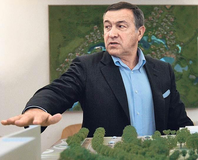 Владелец Crocus International Арас Агаларов, ранее крупными инфраструктурными проектами не интересовавшийся,  готов построить первый участок ЦКАД по самой низкой цене