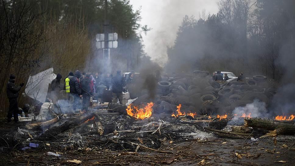 Почему юго-восток Украины выходит из-под контроля Киева