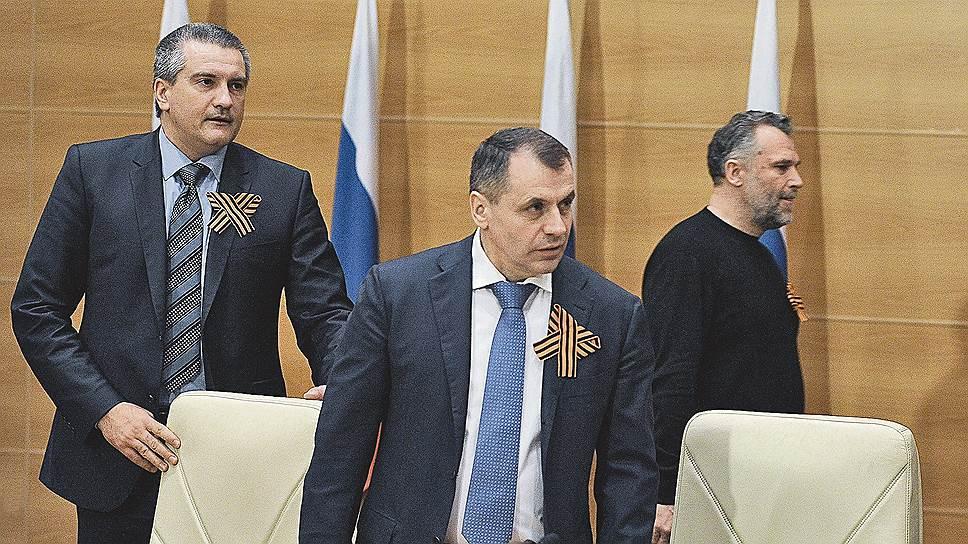Руководство по-флотски / Президент назначил глав Крыма и Севастополя
