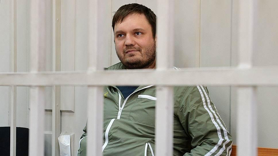 Андрей Назаров взят под арест как еще один предполагаемый член ОПС борцов с корруцией