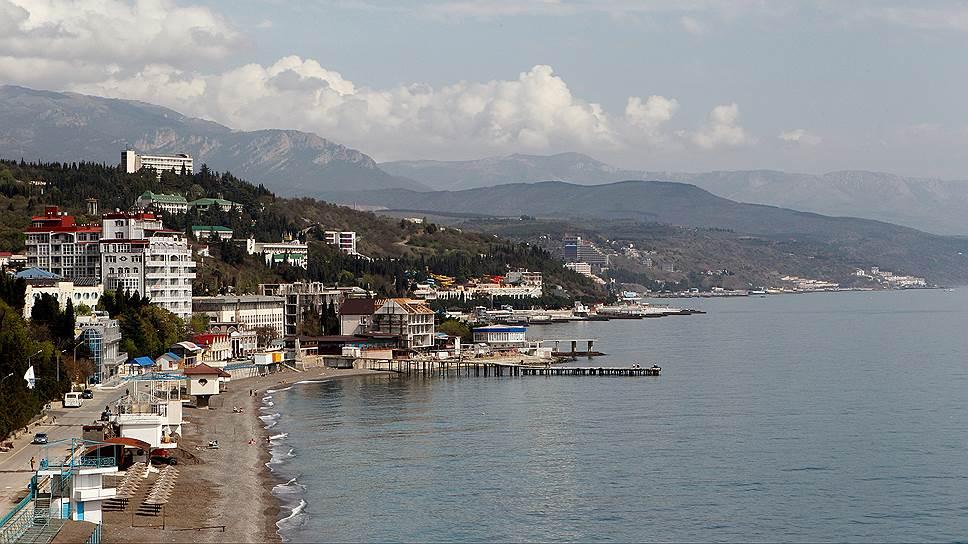 Крымскую недвижимость частично переучтут