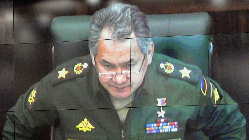 Для общения с Владимиром Путиным на военные темы у руководства Минобороны будет целых три дня