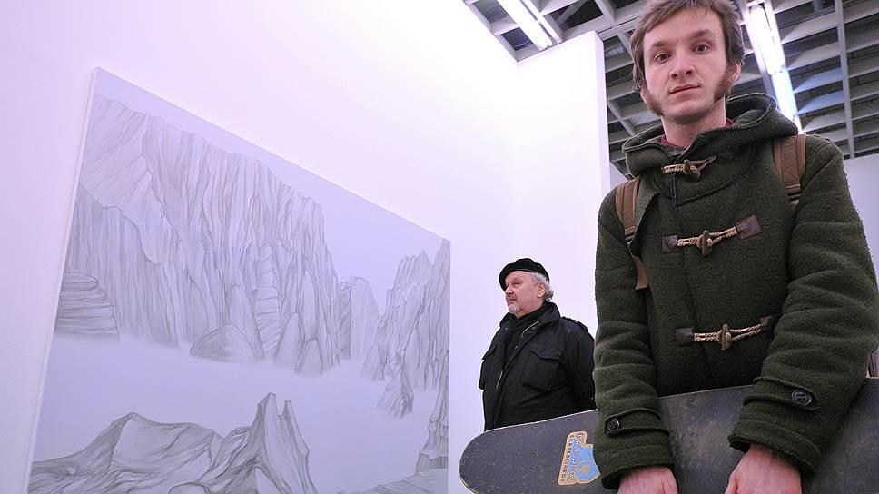 В картины Марии Серебряковой без подготовки и не въедешь